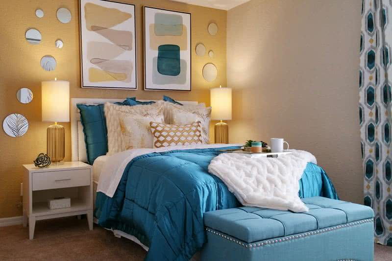 Bedroom | Spacious bedrooms large enough to accommodate a king size bed.