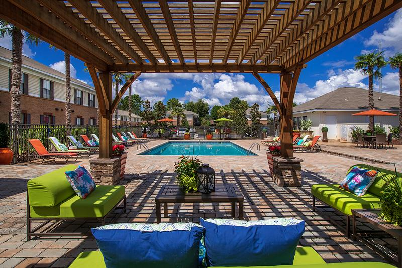 Resort-Style Pool | The Mills at 601 features a resort-style pool and expansive sundeck.