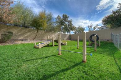 Dog Park | Sedona Peaks is a pet friendly community and even has an off-leash dog park.