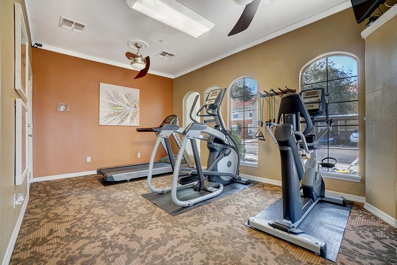 Fitness Center | Why pay a gym membership, when you can have FREE access to a state of the art fitness center!