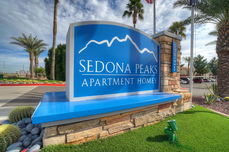 Welcome Home | Sedona Peaks, a beautiful apartment community, where our residents always come first!
