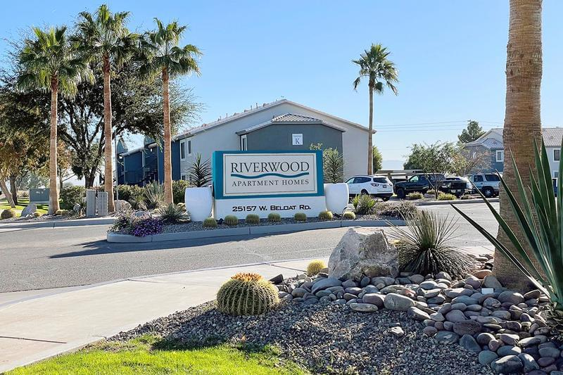 Riverwood Apartments in Buckeye | Located on Beloat Road in Buckeye, AZ, our convenient location offers easy access to the I-10.