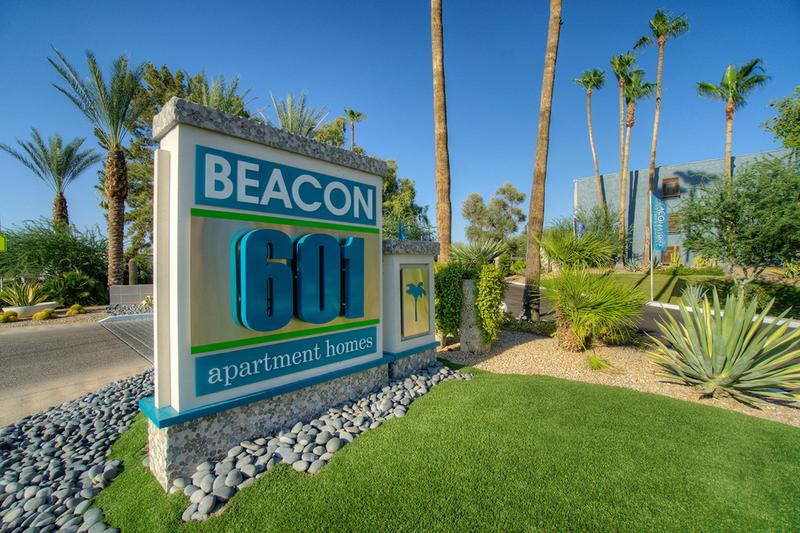 Welcome to Beacon at 601 | Welcome home to Beacon at 601, featuring 1 and 2 bedroom apartments in Mesa.