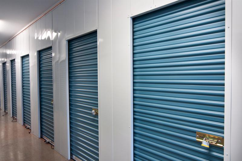 Indoor Storage Units Available | Secure temperature controlled indoor storage.