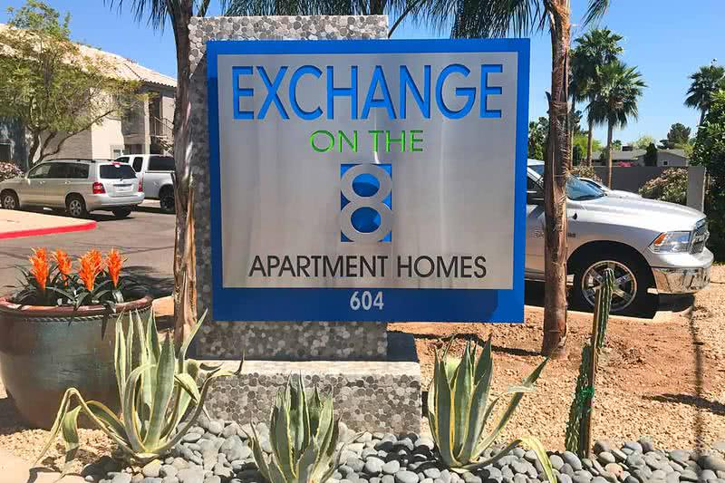 Welcome to Exchange on the 8 | Welcome to Exchange on the 8 apartments in Mesa, where convenience and lifestyle meet.