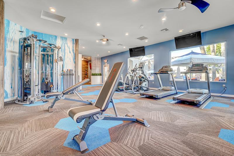 State-of-the-Art Fitness Center | Get fit in our state-of-the-art fitness Center.