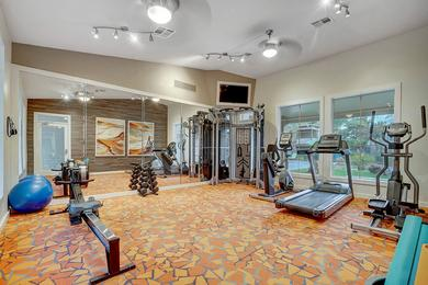Fitness Center | Get an invigorating workout any time of the day at our 24-hour fitness center.