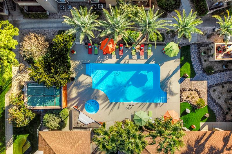 2 Resort-Style Pools | Our community features two resort style pools and much more.
