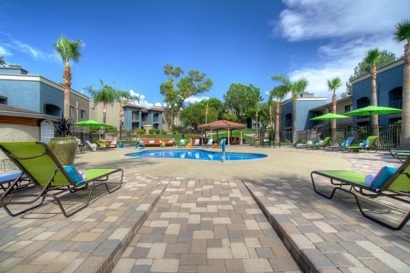 Pool & Expansive Sundeck | Kick back and relax poolside on our expansive sundeck.