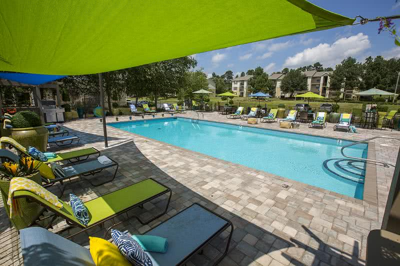 Resort-Style Pool | Go for a swim in our resort-style pool or relax on our expansive sundeck.