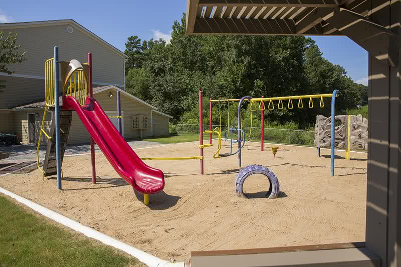 Playground | Bring the kids to our on-site playground for some fun!