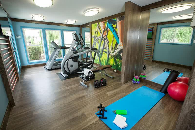 Fitness Center | Brand new state-of-the-art fitness center open 24 hours a day.
