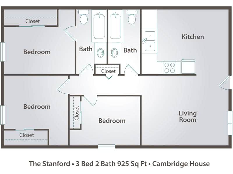 Apartment Floor Plans Pricing Cambridge House In Davis CA Awesome 1 Bedroom Apartments In Davis Ca