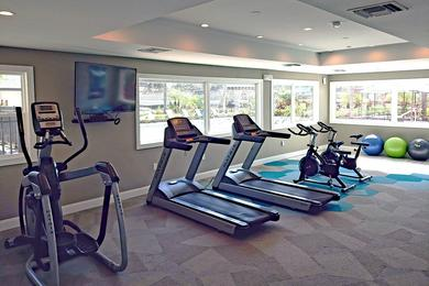 Fitness Center | Get your workout done any time of day at our newly renovated fitness center.