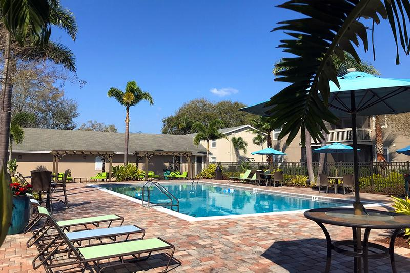 Expansive Sundeck | Go for a swim to escape that Florida sun, or lay out on our expansive sundeck.