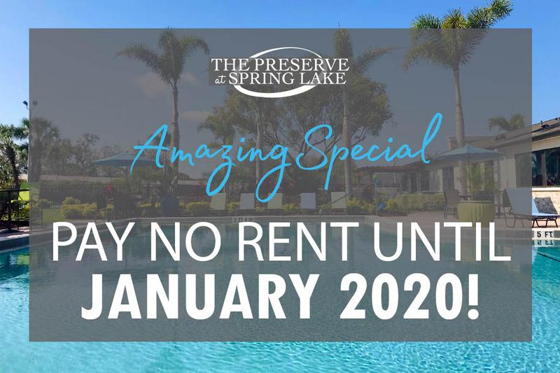 One Month Free Rent | Don't miss out on our amazing special! Some restrictions apply. Please call the office for details.