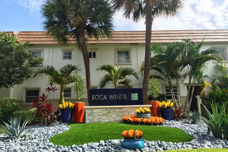 Welcome Home | Welcome to Boca Winds Apartments in Boca Raton, FL.