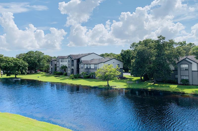 Beautiful Lake Views | Enjoy the beautiful lake views around the community.