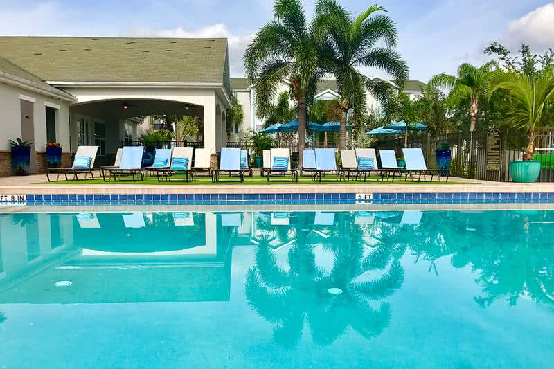 Sparkling Swimming Pool | Go for a swim in our resort-style swimming pool.