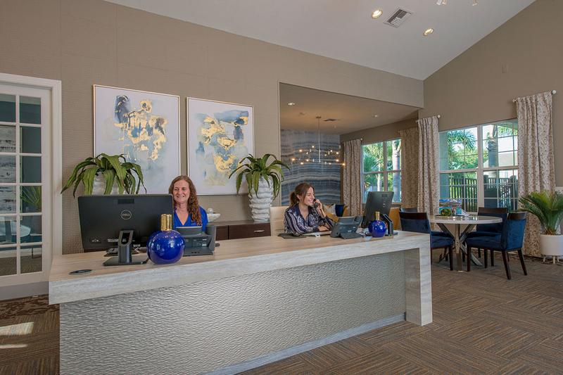 Professional Onsite Management | Our friendly leasing staff is ready to help you find your new home!
