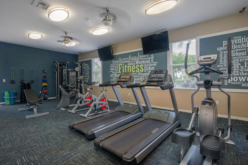 Fitness Center | State-of-the-art fitness center with 24-hour access!