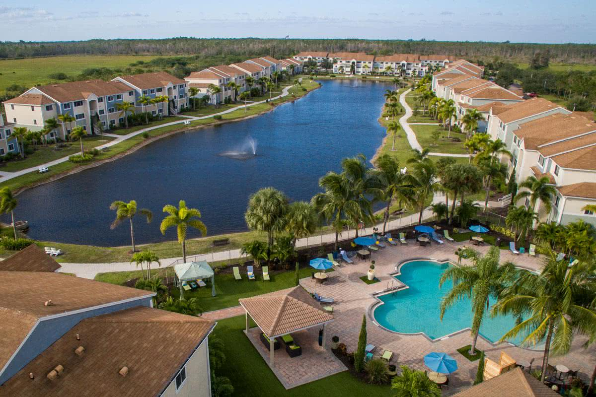 Fort myers florida apartments for rent lexington palms - 2 bedroom apartments in cape coral florida ...