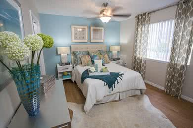 Master Bedroom  | Master suite oasis featuring a walk-in closet and private bathroom.