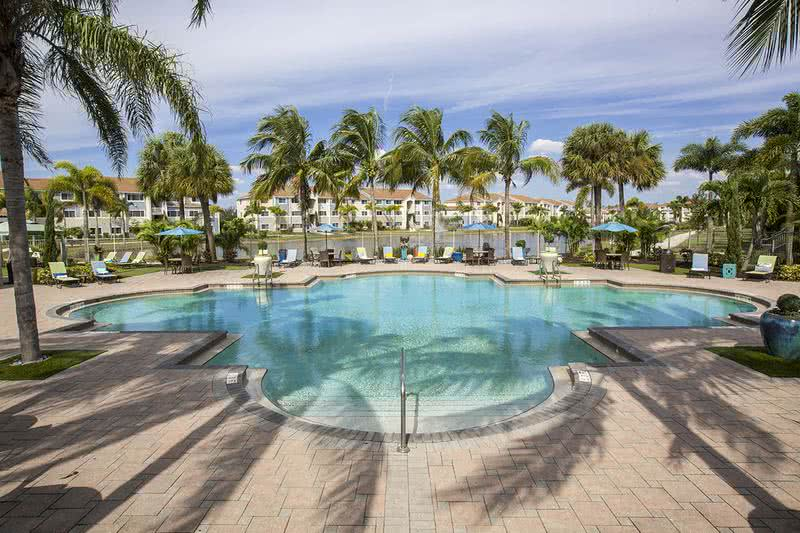 Sparkling Swimming Pool | Expansive Sundeck with Cabanas and WiFi.
