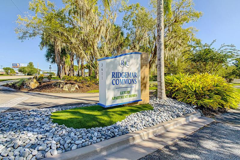 Ridgemar Commons | Come Home to Ridgemar Commons, on 34th Street, just 1 block southwest of Archer Road today! We are less than 2 miles from UF, Shands, and The VA!