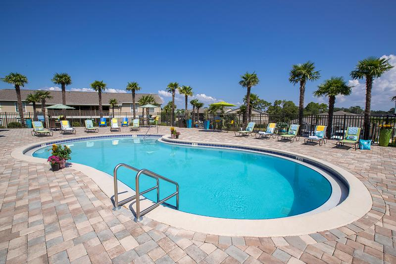Resort-Style Pool | Relax after a long day at our resort-style pool.