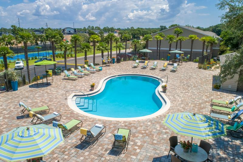 Resort-Style Pool | Take a dip in our resort-style swimming pool and escape the Florida sun.