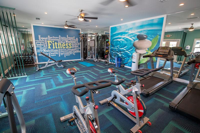 State-of-the-Art Fitness Center | Come workout at our brand new State of the Art Fitness Center!