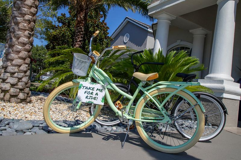 Bike Rentals | We offer complimentary bicycle rentals to our residents. Stop by the leasing office to sign one out!