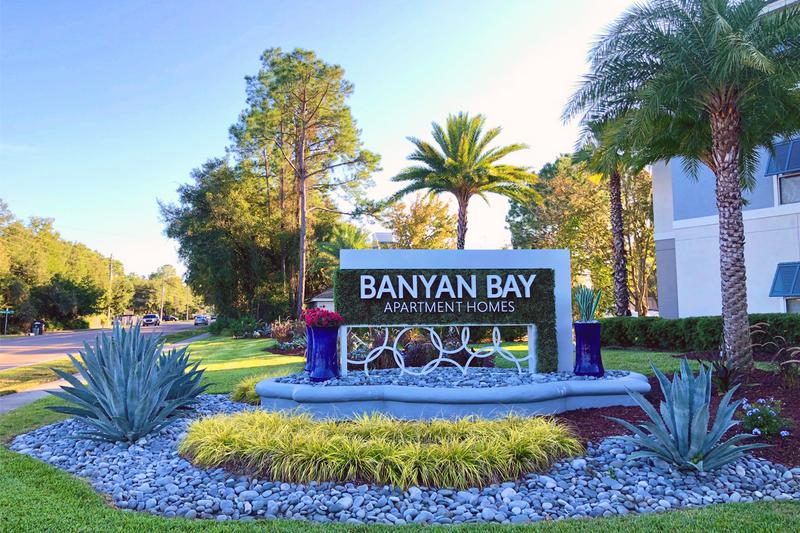 Welcome Home to Banyan Bay | Come home to Banyan Bay Apartments, located in beautiful Jacksonville, Florida.