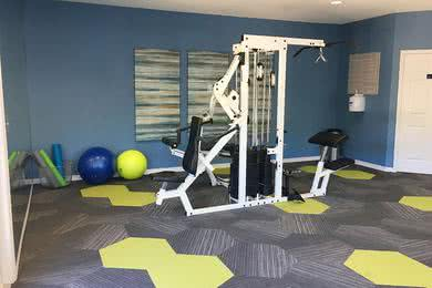 Fitness Center | Get fit in our resident fitness center.