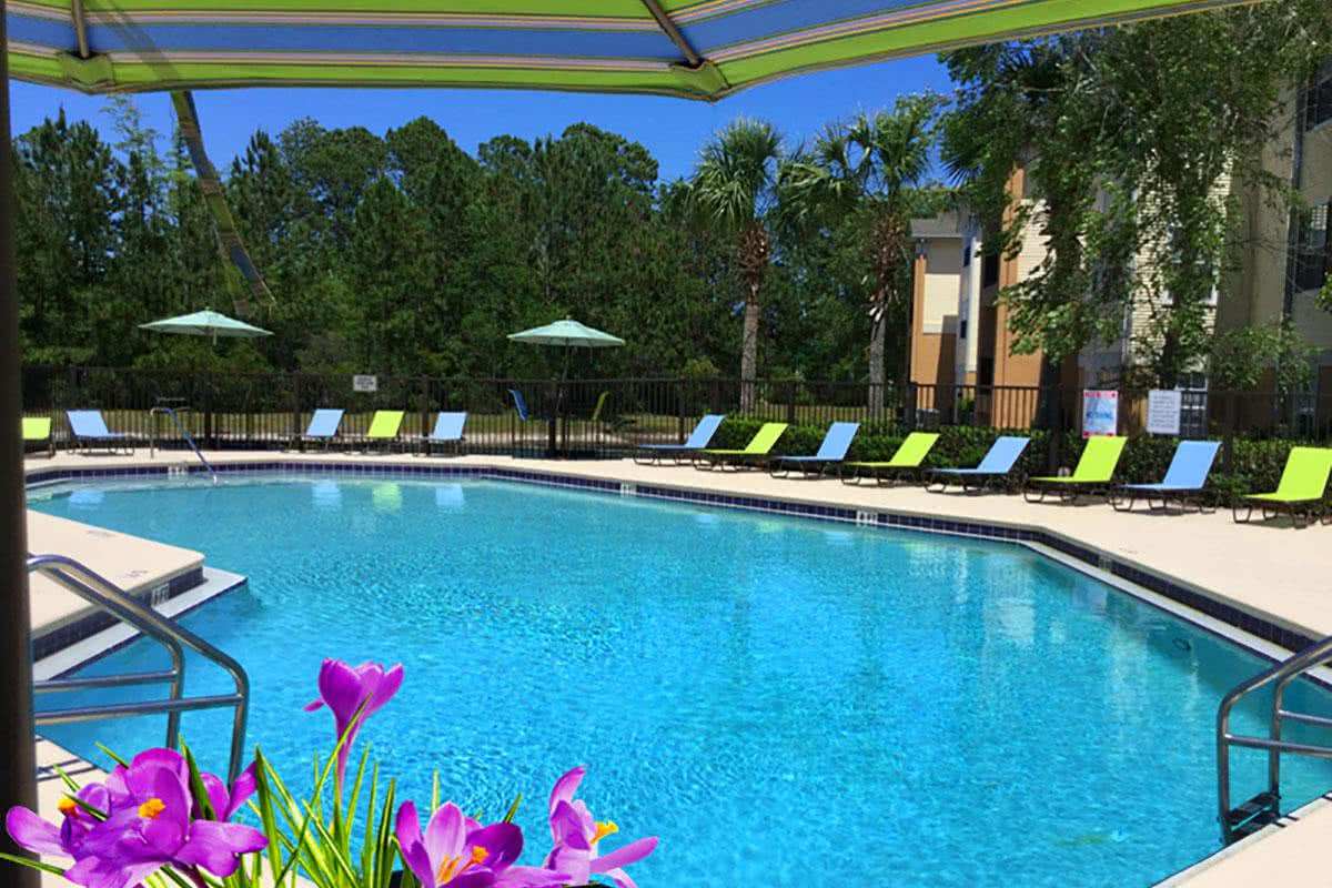 Jacksonville apartments near st johns town center deer meadow for Deer lake swimming pool schedule