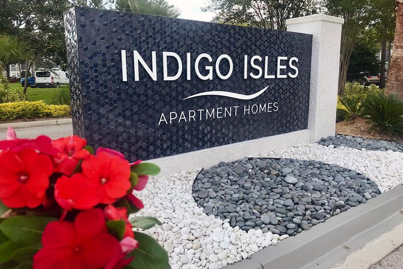 Welcome Home to Indigo Isles | Indigo Isles offers 1, 2, and 3 bedroom apartments in Jacksonville. We are sure to have the perfect floor plan for you!