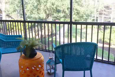 Private Patio/Baclony | Enjoy your very own private, screened-in patio or balcony.