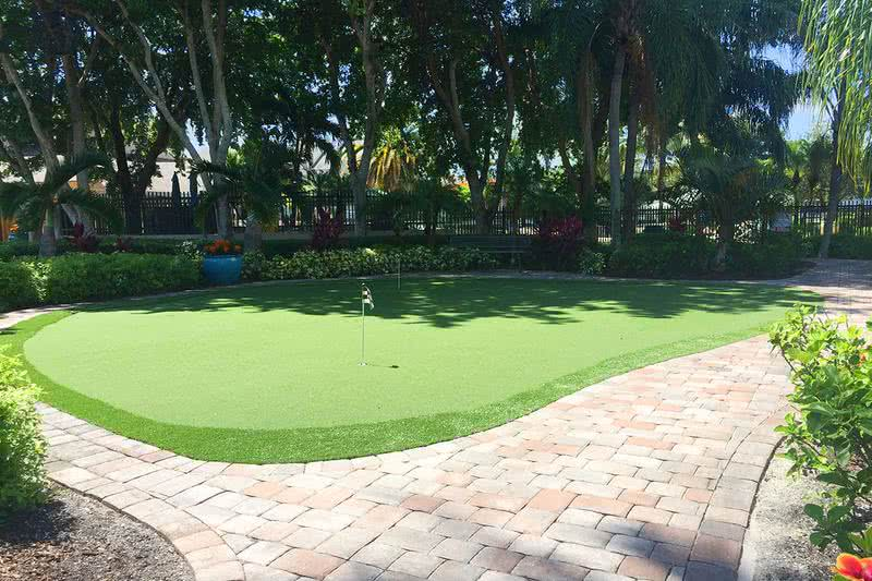 Putting Green | Practice your putting skills on our new putting green.  You'll be playing like a pro in no time.