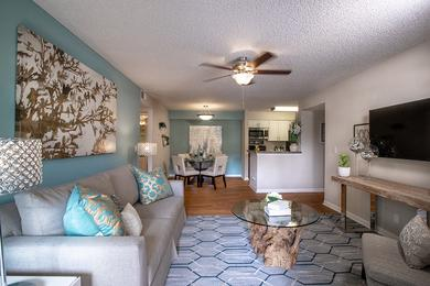 Open Floor Plans | You'll love our spacious open floor plans.