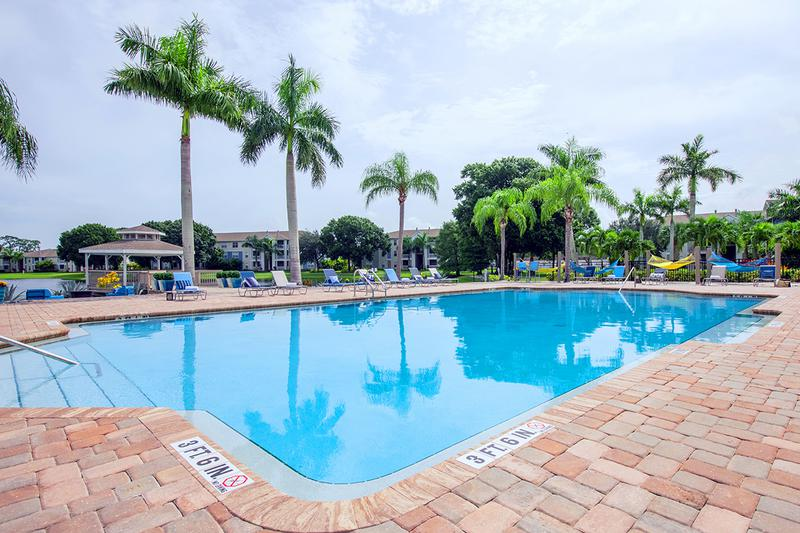 Resort-Style Pool | Our resort-style pool is a great place to wind down.