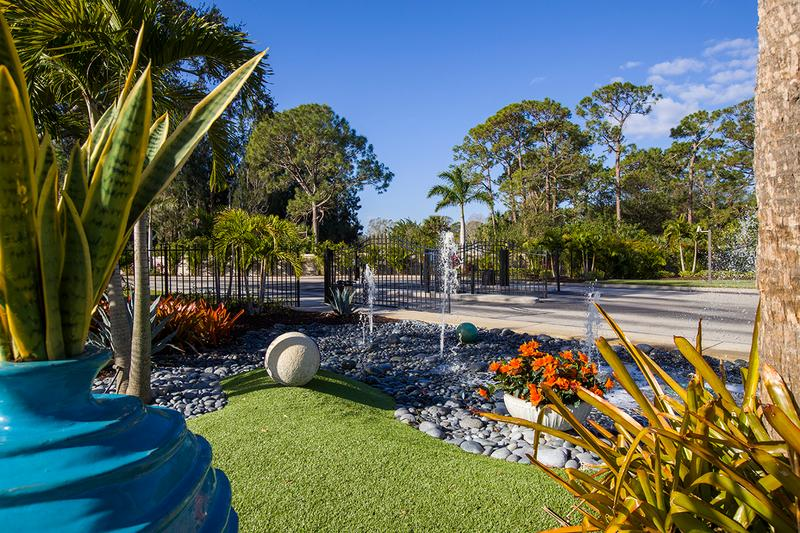 Gated Community | Grand Oaks at the Lake is a gated community in Melbourne.