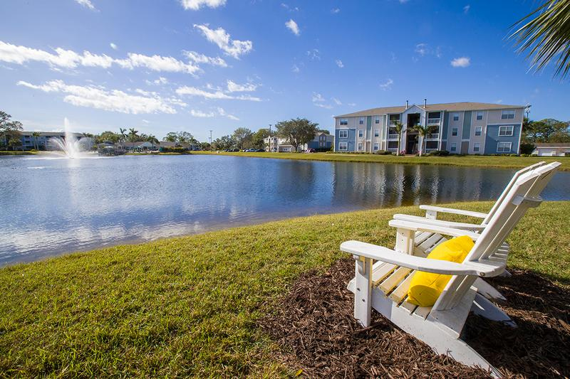 Lake Views | Enjoy beautiful lake views from around the community.