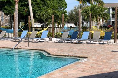 Resort-Style Swimming Pool | Go for a swim in our resort-style swimming pool with expansive sundeck.