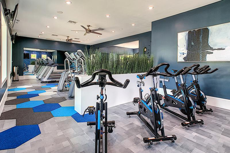 Cardio Equipment | Our fitness center features all the cardio equipment you'll need.