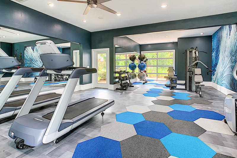 State-of-the-Art Fitness Center | Get a workout in our brand new, state-of-the-art fitness center.