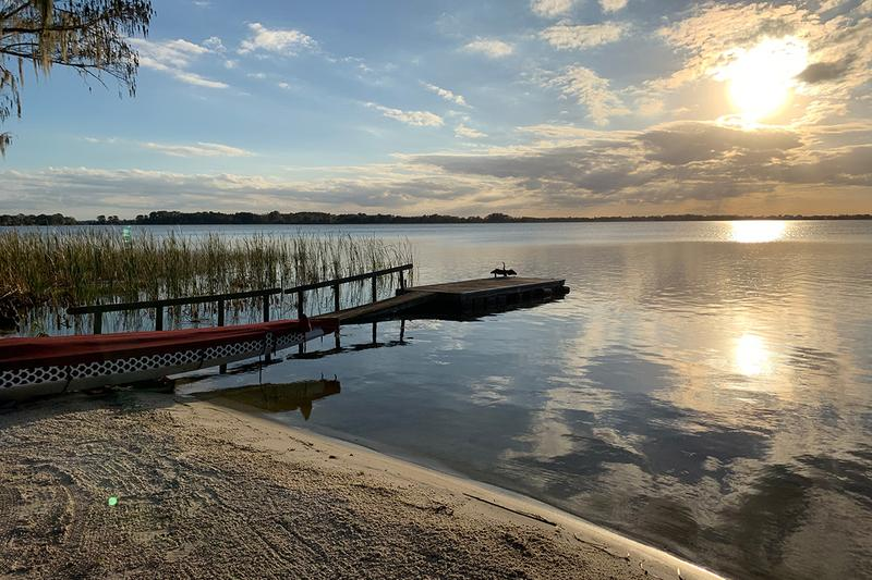 Lake Dora | When you choose Elevate 155, you can enjoy beautiful views of Lake Dora.