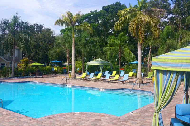Resort-Style Pool | Go for a refreshing swim in our resort-style pool or relax on our sundeck.