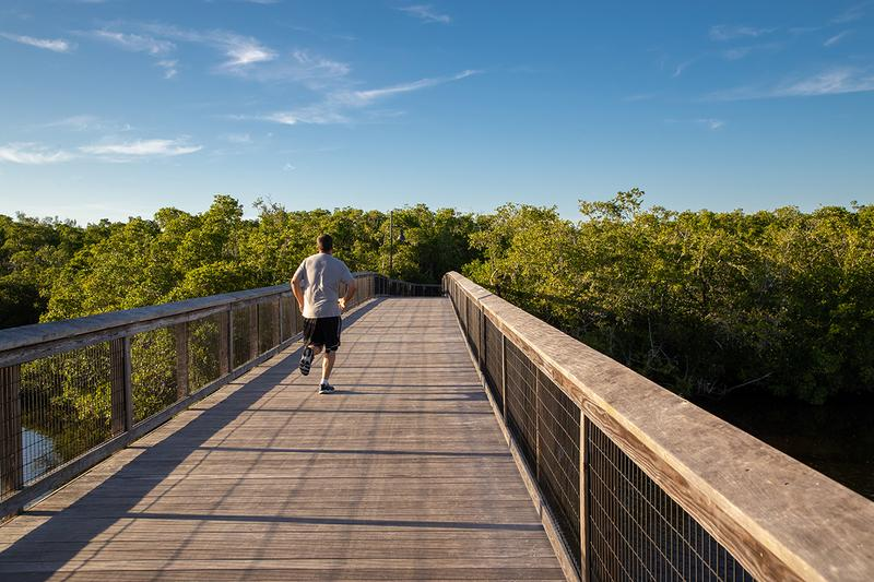 Naples Greenway | River Reach features direct access to the Naples Greenway. Enjoy the Florida lifestyle!