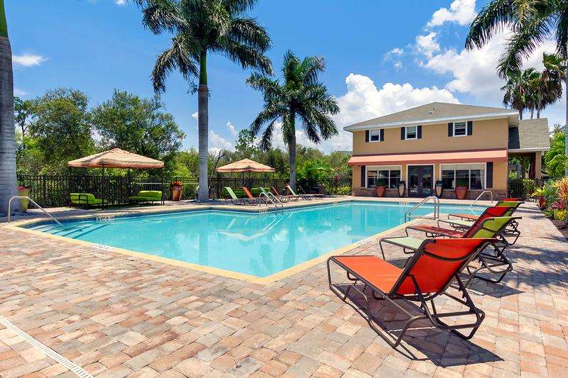 Resort-Style Pool | Take a dip in our resort-style swimming pool.